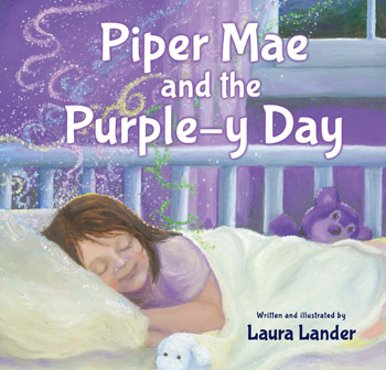Piper Mae and the Purple-y Day!
